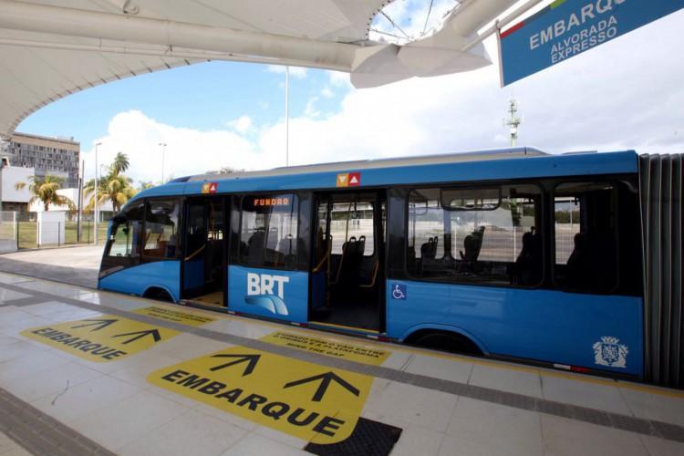 BRT do Rio de Janeiro paralisa serviçosnesta segunda (Foto: )