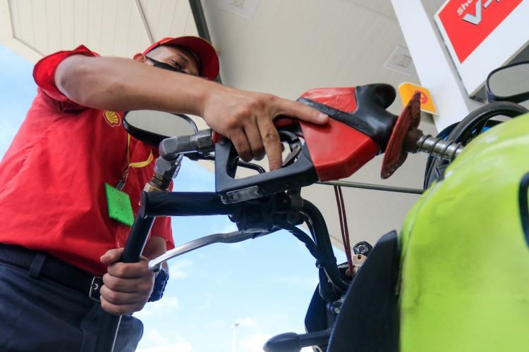 Com novo reajuste, Petrobras eleva preços da gasolina, diesel e gás de cozinha pela quinta vez em três meses e equipara preços ao mercado internacional (Foto: BARBARA MOIRA)