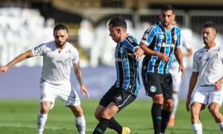 Grêmio e Santos se enfrentam na 34ª rodada do Brasileirão