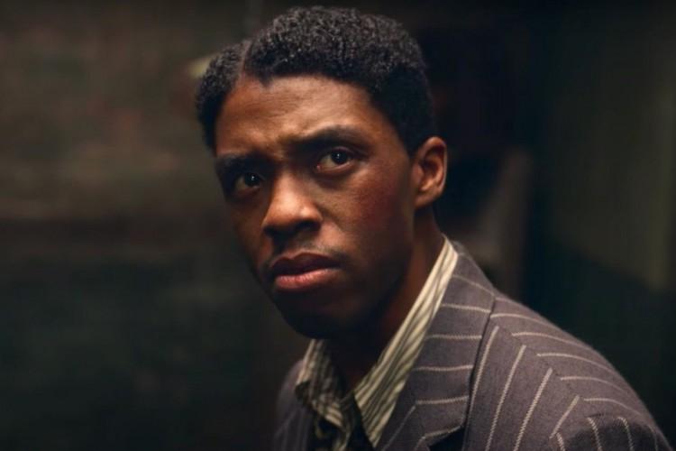 Chadwick Boseman foi indicado ao Globo de Ouro em 2021 pelo papel no drama 'A Voz Suprema do Blues' (Foto: Divulgação)