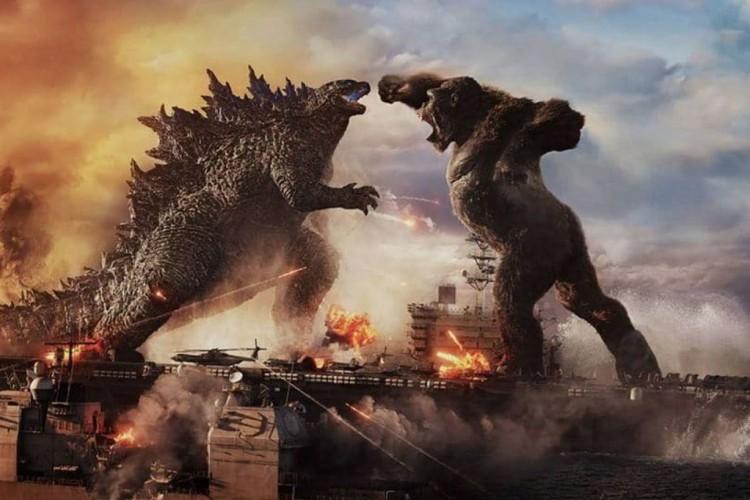 """""""Godzilla vs Kong"""" tem previsão de estreia para março (Foto: Divulgação)"""
