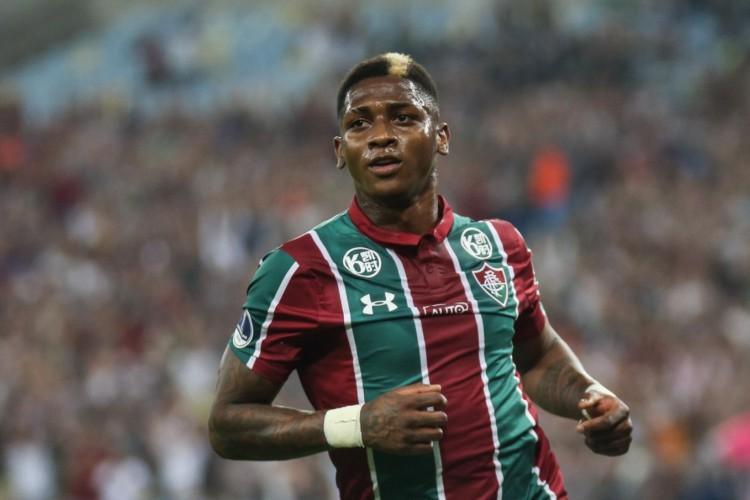 Yony González será jogador do Ceará (Foto: Lucas Merçon/Fluminense FC)