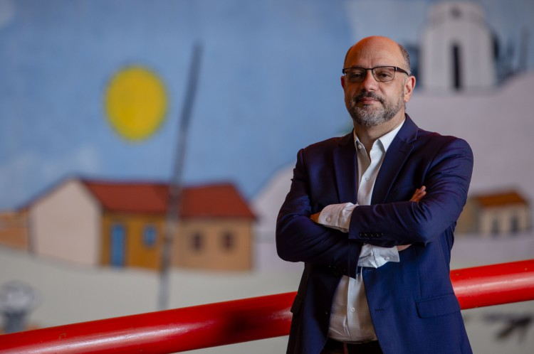 Médico Marcelo Alcantara, superintendente da Escola de Saúde Pública (Foto: Aurélio Alves / O Povo)(Foto: Aurelio Alves)