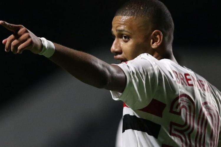 São Paulo anuncia venda de Brenner para o FC Cincinnati (Foto: )