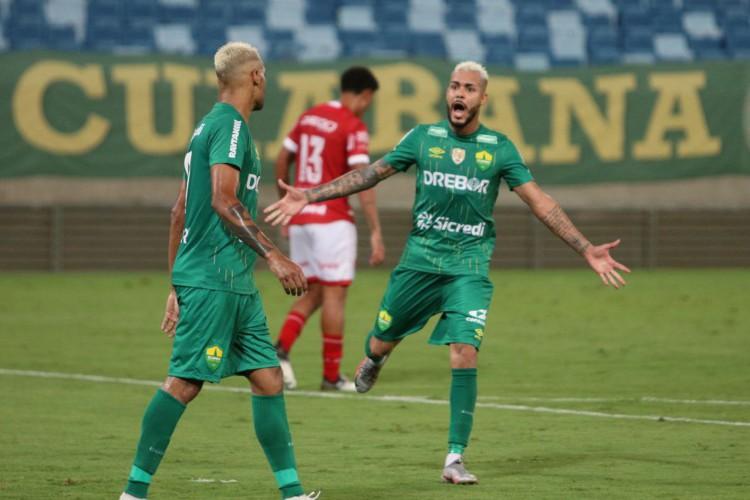 Copa Verde: Cuiabá vence Vila Nova na ida das quartas de final (Foto: )
