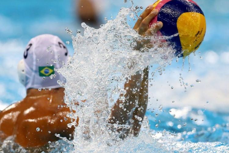 Seleção de polo aquático consegue liberação e viaja ao Pré-Olímpico (Foto: )