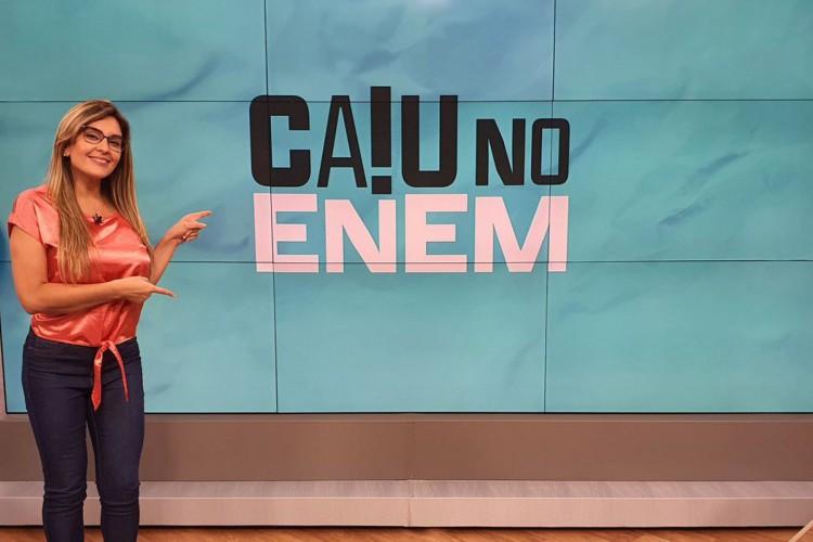 Especial Caiu no Enem (Foto: TV Brasil)