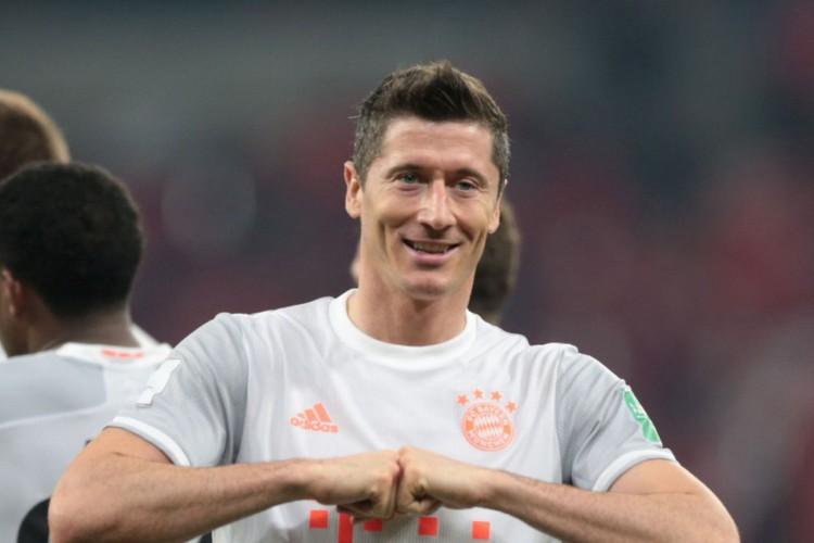 Lewandowski decide e Bayern está na final do Mundial de Clubes (Foto: )