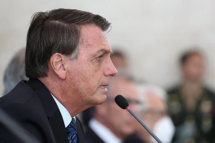 Bolsonaro acumula quase 70 pedidos de impeachment, um recorde (Foto: Marcos Correa/PR)