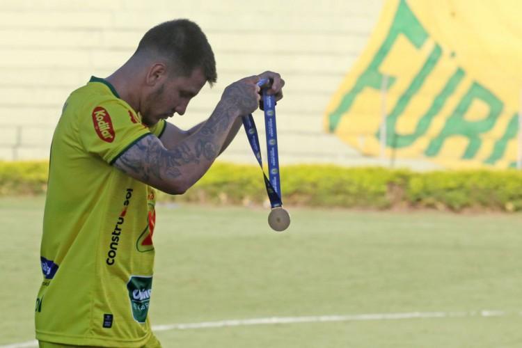 Cria do Inter, campeão da Série D torce por título colorado (Foto: )
