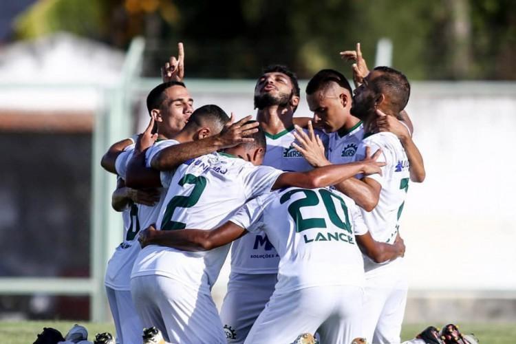 O Icasa possui 100% de aproveitamento como mandante na Taça Fares Lopes (Foto: Pedro Chaves)