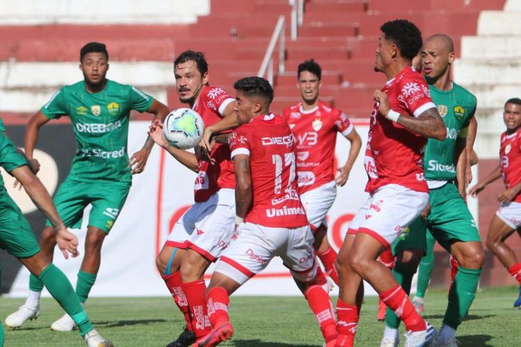 Copa Verde: Vila Nova reverte vantagem do Cuiabá e vai à semifinal (Foto: )