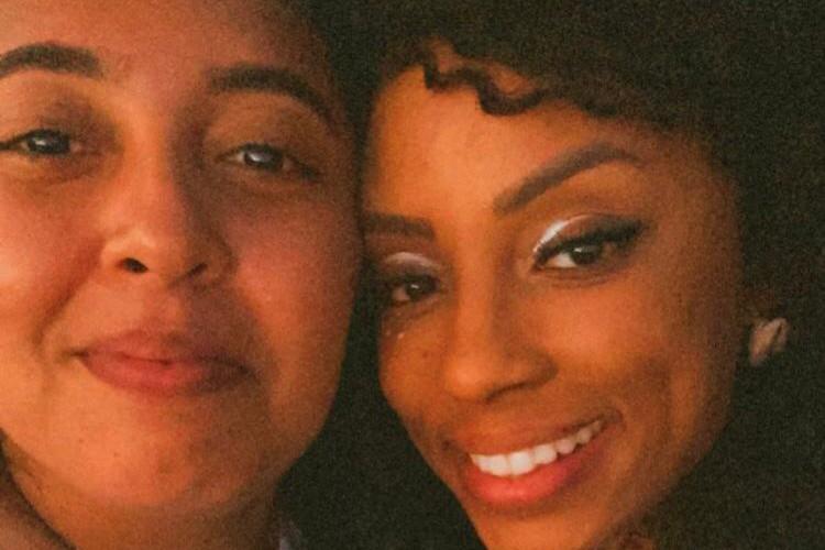 A companheira de Lumena, Fernanda Maia, revelou que sofreu ataques nas redes sociais por causa da sister (Foto: Foto: Reprodução/ Instagram Fernanda Maia)