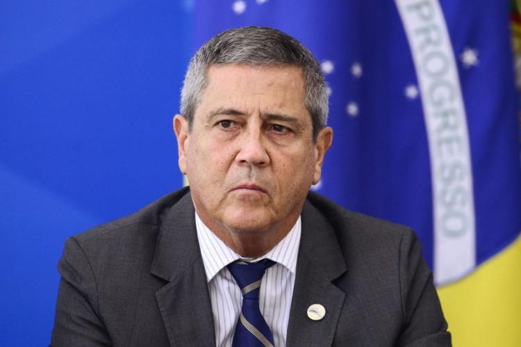Braga Netto assumiu o comando do Ministério da Defesa no lugar do general Fernando Azevedo e Silva, que anunciou demissão do cargo ontem, 29. (Foto: Marcelo Camargo/Agência Brasil)