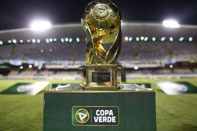 CBF sorteia mandos de campo de semifinais e final da Copa Verde (Foto: )
