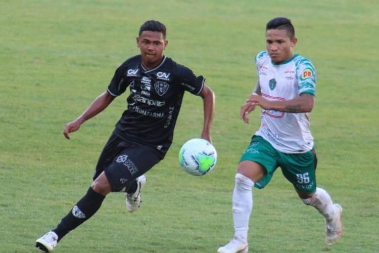 Paysandu pede anulação de partida contra Manaus após gol polêmico (Foto: )