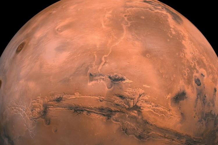 Marte recebe mais três sondas espaciais a partir de hoje (Foto: )