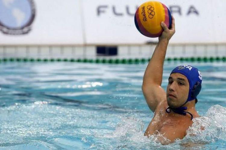 Polo aquático: seleção já está na Europa para o Pré-Olímpico (Foto: )