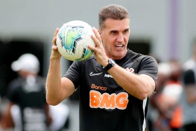 Vagner Mancini reencontra o mesmo adversário da sua estreia no Corinthians, o Athletico-PR  (Foto: Rodrigo Coca/Agência Corinthians)