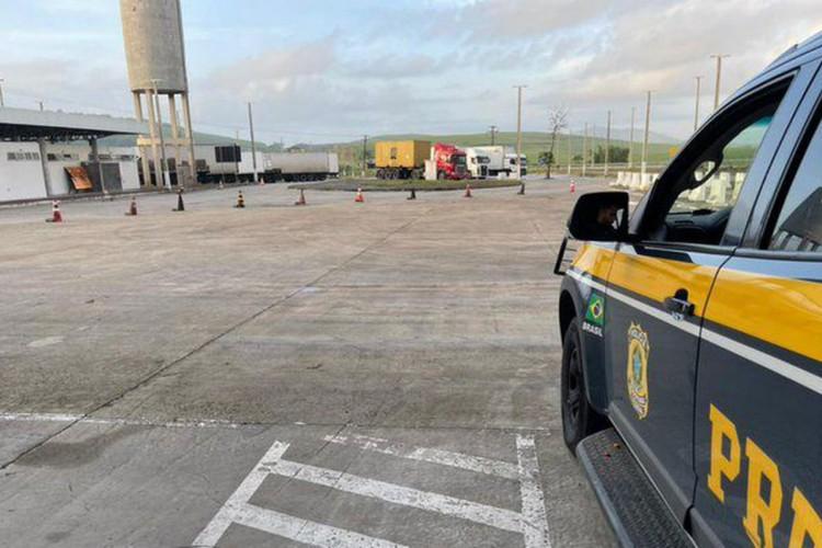A PRF-AL informa: Trânsito normal em todas as rodovias federais do Estado de Alagoas. (Foto: Polícia Rodoviária Federal/Alagoas)