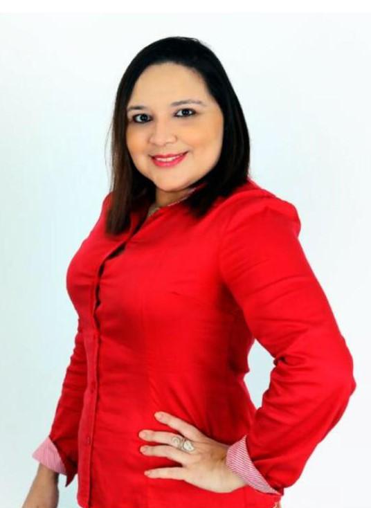 Maria Rafaela de Castro, juíza do Trabalho