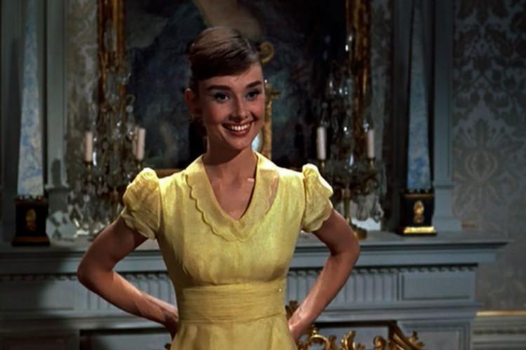 Audrey Hepburn no filme 'Guerra e Paz' (1956), de King Vidor (Foto: Reprodução/ Adorocinema)