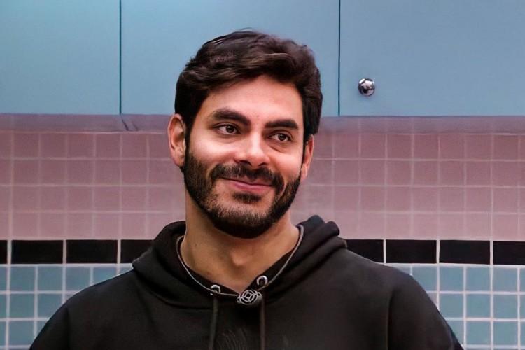 Rodolffo Matthaus é cantor e faz parte do elenco da 21ª edição do Big Brother Brasil. (Foto: Reprodução/ Instagram @irodolffo)