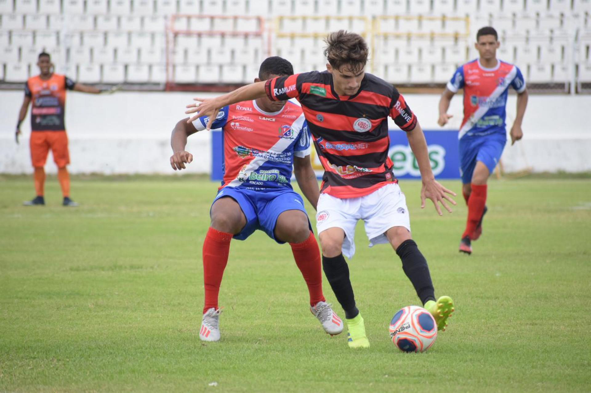 Guarany de Sobral tenta superar o rebaixamento com boa campanha na Copa do Brasil