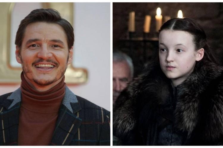 Pedro Pascal e Bella Ramsey: nomes escolhidos para a adaptação da HBO para os games 'The last of us'  (Foto: Divulgação)