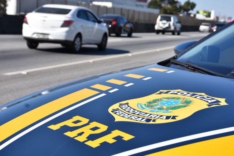 Viaturas PRF (Foto: Polícia Rodoviária Federal)