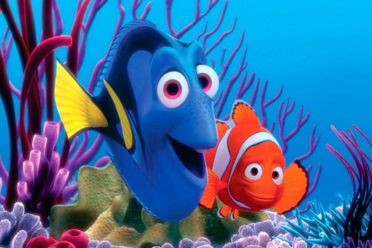 'Procurando Nemo' é o filme da Sessão da Tarde desta segunda-feira, 15 de fevereiro (Foto: Reprodução)