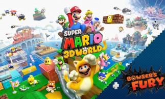 Super Mario 3D World + Bowser's Fury