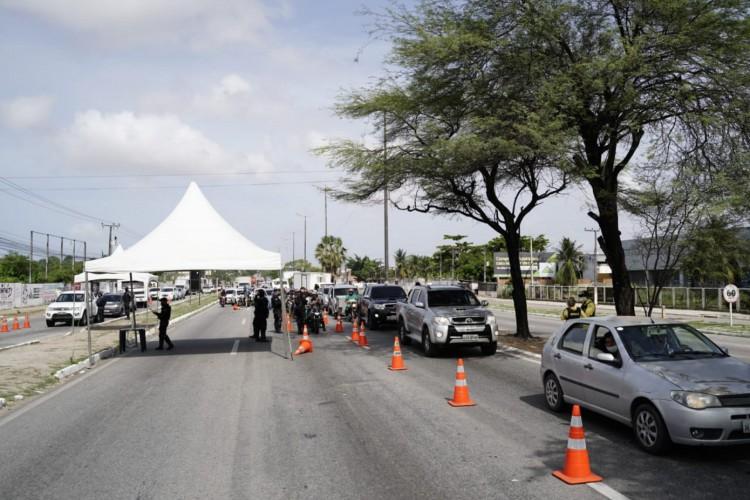 Foram identificados 27 acidentes nas estradas do Estado entre os dias 12 e 16 deste mês (Foto: Julio Caesar)