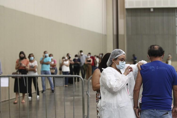 Foi fixada multa diária, no valor de R$ 50.000,00, em caso de descumprimento da decisão. (Foto: FABIO LIMA)