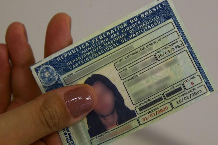 Carteira nacional de Habilitação , CNH (Foto: /Agência Brasil)