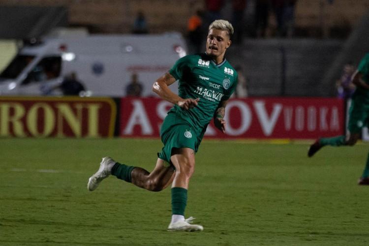 Lucas Crispim foi destaque do Guarani na temporada passada (Foto: Letícia Martins / Guarani FC)