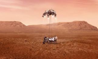 A chegada a Marte será transmitida ao vivo