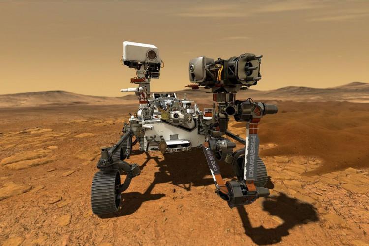 Pouso da Perseverance em Marte está previsto para amanhã (Foto: )