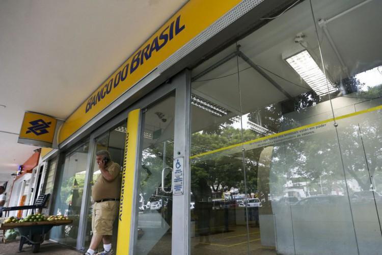 Fachada de Agência do Banco do Brasil. (Foto: Marcelo Camargo/Agência Brasil)