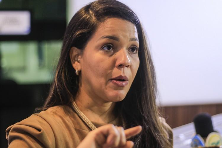 Vereadora Priscila Costa (PSC)  (Foto: Barbara Moira)