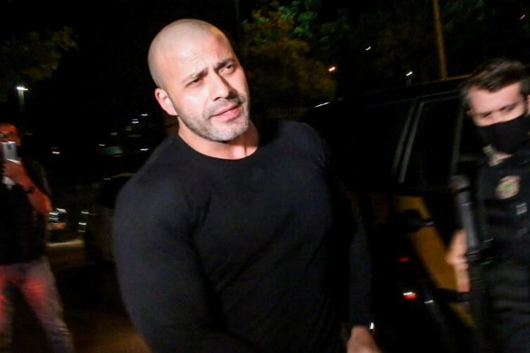 DANIEL Silveira foi preso após divulgar vídeo no qual faz ameaças e ataques a ministros do STF (Foto: BETINHO CASAS NOVAS / AE)