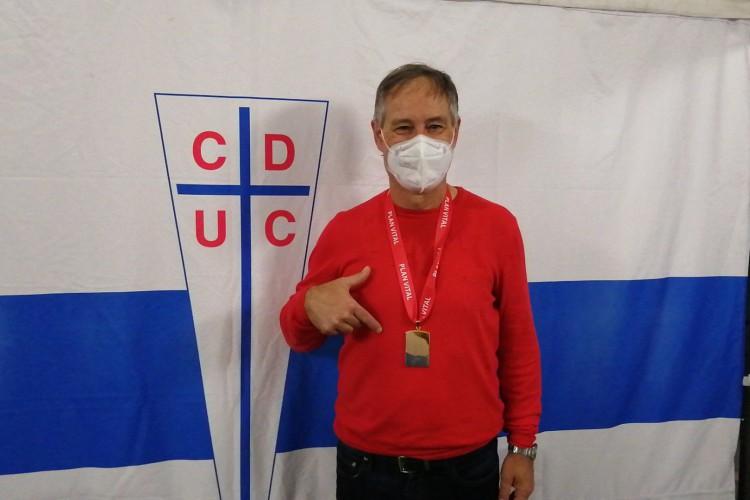 Ariel Holan é ídolo no Independiente-ARG e estava na Universidad Católica-CHI (Foto: Divulgação / Universidad Católica-CHI)