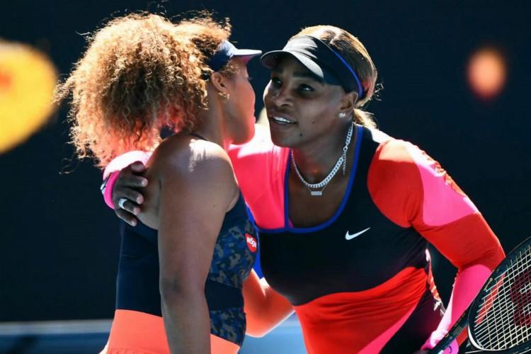 Osaka venceu Serena e chegou a quarta final seguida do Aberto da Austrália (Foto: William West / AFP)