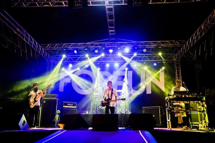 A banda encerrou as atividades em 2015.  (Foto: AF Rodrigues)