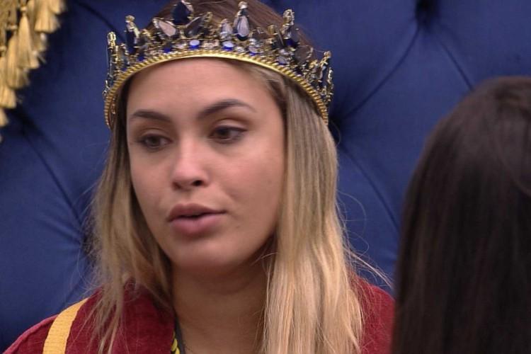 Sarah se tornou um dos assuntos mais comentados do Twitter desta sexta-feira, 26 (Foto: Reprodução Rede Globo)