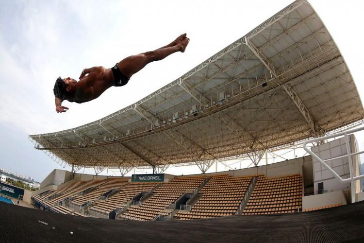 Saltos Ornamentais: definida equipe brasileira para Pré-Olímpico (Foto: )