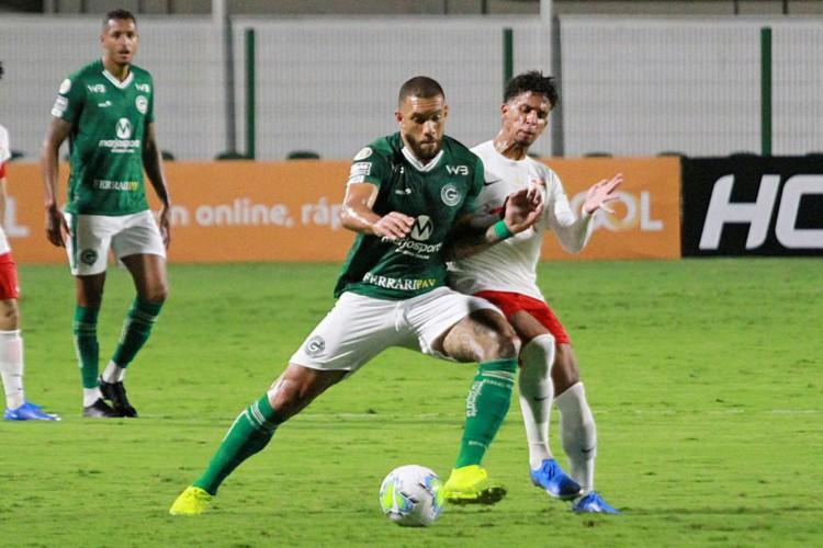 Goiás empata com Bragantino e está rebaixado à Série B pela sexta vez (Foto: )