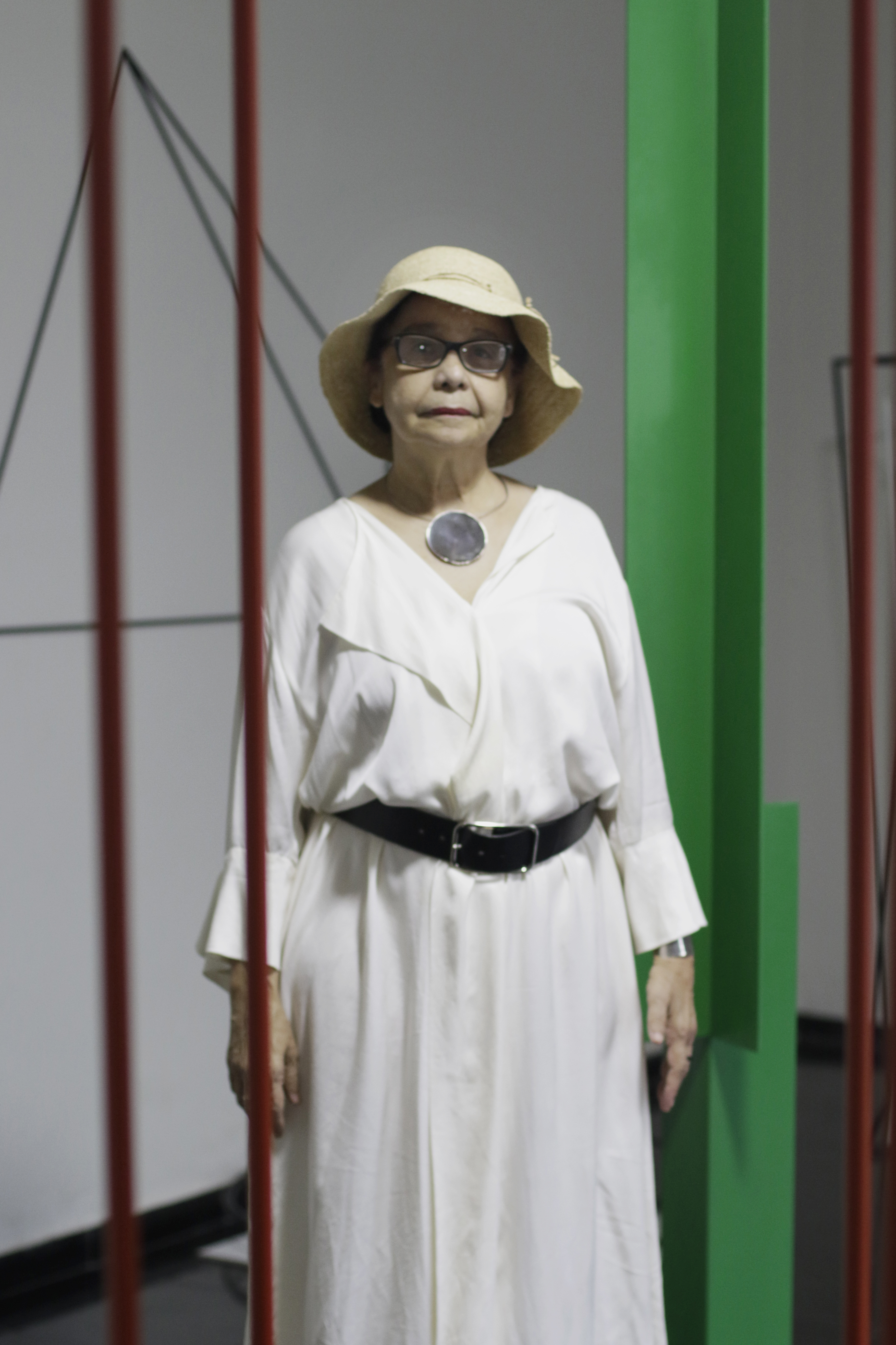 FORTALEZA, CE, BRASIL, 20.02.2021: Curadora e Artista Visual, Dodora Guimaraes (Foto: Thais Mesquita/O POVO)