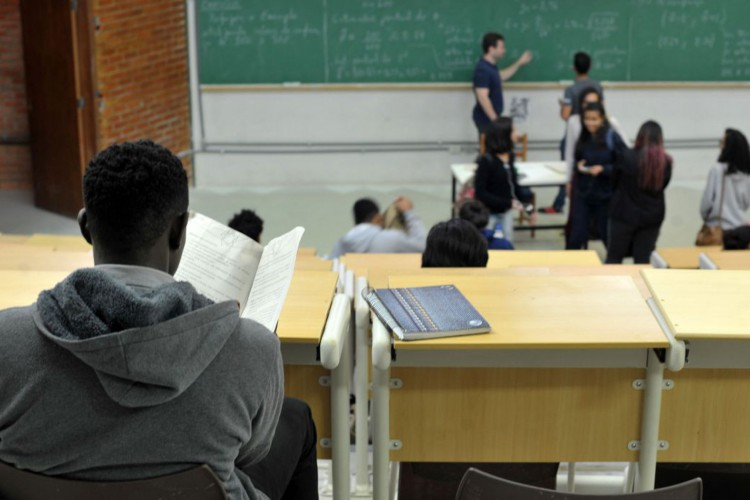 Universidade de Brasília (Foto: Marcello Casal Jr/Agência Brasil)
