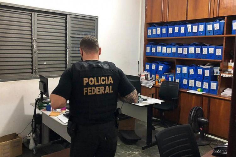 Operação Aventura (Foto: Operação Aventura/Polícia Federal)